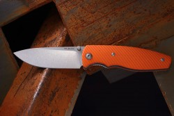Складной нож Zipper Bright Orange (Mr.Blade)